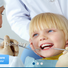 dentist website design digitial marketing agency diva consultant