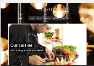 upscale restaurant website design digitial marketing agency diva consultant
